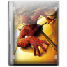 96x96px size png icon of Spiderman