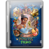 96x96px size png icon of The Princess And The Frog