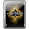 96x96px size png icon of The Three Musketeers v2