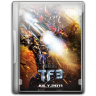 96x96px size png icon of Transformers 3 Dark Of The Moon v10