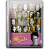 96x96px size png icon of 100 Girls v3