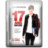 96x96px size png icon of 17 Again v2
