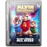 96x96px size png icon of Alvin And The Chipmunks 3 v2