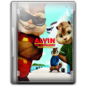96x96px size png icon of Alvin And The Chipmunks 3 v5