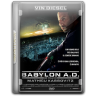 96x96px size png icon of Babylon A.D v5