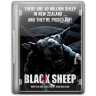 96x96px size png icon of Black Sheep v2