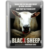 96x96px size png icon of Black Sheep v3