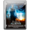 96x96px size png icon of Cowboys Aliens v4