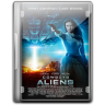96x96px size png icon of Cowboys Aliens v5