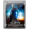 96x96px size png icon of Cowboys Aliens v6