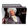 96x96px size png icon of Biography
