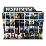 96x96px size png icon of Random