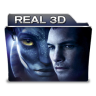 96x96px size png icon of Real 3D