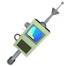 96x96px size png icon of Futurama Cool O Meter