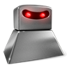 96x96px size png icon of Boxy Calculons Evil Half Brother