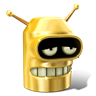 96x96px size png icon of Calculon
