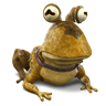 96x96px size png icon of Hypnotoad