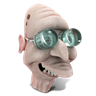 96x96px size png icon of Professor Farnsworth