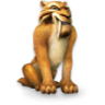 96x96px size png icon of Ice Age Diego