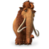 96x96px size png icon of Ice Age Ellie