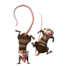 96x96px size png icon of Crash and Eddie