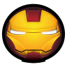 96x96px size png icon of Iron Man Mark IV 01