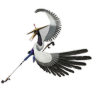 96x96px size png icon of Crane