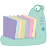 96x96px size png icon of monster folder