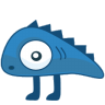 96x96px size png icon of monster