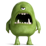 96x96px size png icon of Monsters 4