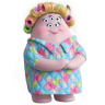 96x96px size png icon of Monsters Character Ms Squibbles