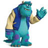 96x96px size png icon of Monsters James P Sullivan