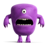 96x96px size png icon of Scary Monsters