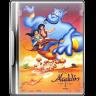 96x96px size png icon of aladdin walt disney