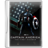 96x96px size png icon of captain america