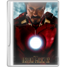 96x96px size png icon of ironman 2
