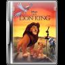 96x96px size png icon of lion king walt disney