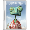 96x96px size png icon of rango