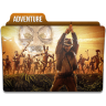 96x96px size png icon of Adventure
