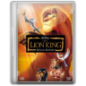 96x96px size png icon of Lion King