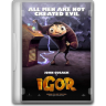 96x96px size png icon of Igor
