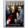 96x96px size png icon of Iron Man