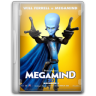 96x96px size png icon of Megamind 3D