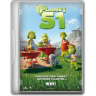 96x96px size png icon of Planet 51
