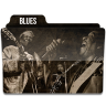 96x96px size png icon of Blues 2