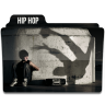 96x96px size png icon of Hip Hop 1
