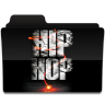 96x96px size png icon of Hip Hop 2