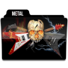 96x96px size png icon of Metal 1