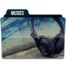 96x96px size png icon of Musics 1