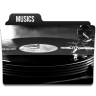 96x96px size png icon of Musics 2